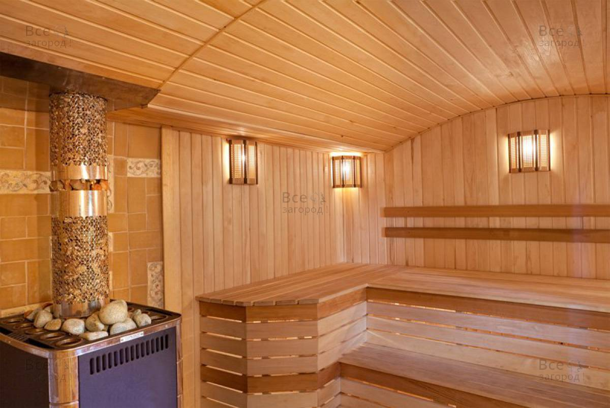 Sauna Room custom premium